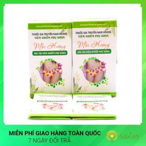 Thuốc nấm ngứa viêm nhiễm phụ khoa Mộc Hương