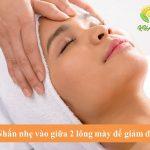 Giảm Đau Xoang Trán Bằng Massage