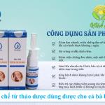 Thuốc Trị Viêm Xoang Đông Y Nam Hoàng