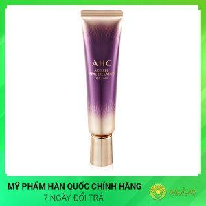 AHC Eye Cream For Face Kem dưỡng dùng vùng mắt da mặt Hàn Quốc Chính Hãng