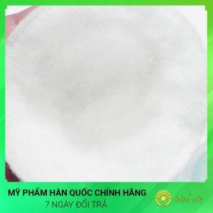 Bông tẩy trang Deep fresh Cotton Pads 100 miếng Hàn Quốc Chính Hãng