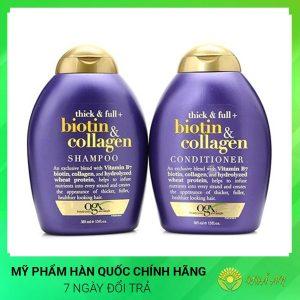 Dầu xả Biotin & Collagen OGX BEAUTY Hàn Quốc Chính Hãng