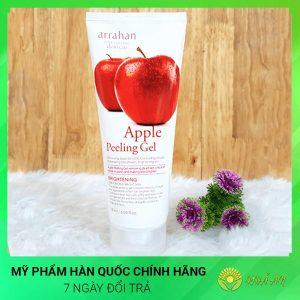 Gel tẩy tế bào chết tinh chất táo Apple White Peeling Gel Hàn Quốc Chính Hãng