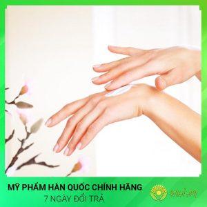Kem dưỡng da tay 3W CLINIC (ốc sên, chanh, oliu, thảo dược) Hàn Quốc Chính Hãng
