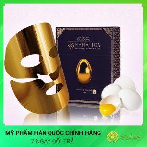 Kem trắng da Karatica Gold Duck's Egg GD II Cream Hàn Quốc Chính Hãng