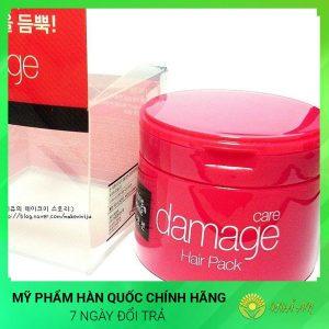 Kem ủ tóc Mise En Scene Damage Care Hair Pack 150ml Hàn Quốc Chính Hãng