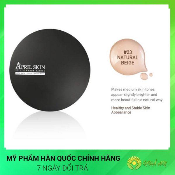 Phấn nước April Skin Hàn Quốc Chính Hãng