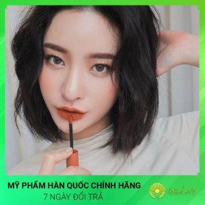 Son Kem 3CE Soft Lip Lacquer Hàn Quốc Chính Hãng