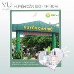 Giới thiệu về Yu Cosmetics chính hãng tại Huyện Cần Giờ TP.HCM