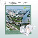 Giới thiệu về Yu Cosmetics chính hãng tại Quận 4 Tp.HCM