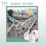 Giới thiệu về Yu Cosmetics chính hãng tại Quận 6 Tp.HCM