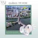 Giới thiệu về Yu Cosmetics chính hãng tại Quận 8 TP.HCM