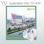 Giới thiệu về Yu Cosmetics chính hãng tại Quận Bình Tân TP.HCM