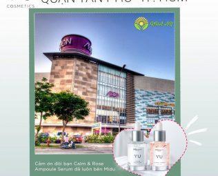 Giới thiệu về Yu Cosmetics chính hãng tại Quận Tân Phú TP.HCM