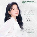 Nhà Đầu Tư chiến lược cho mỹ phẩm Midu với thương hiệu Yu Cosmetics